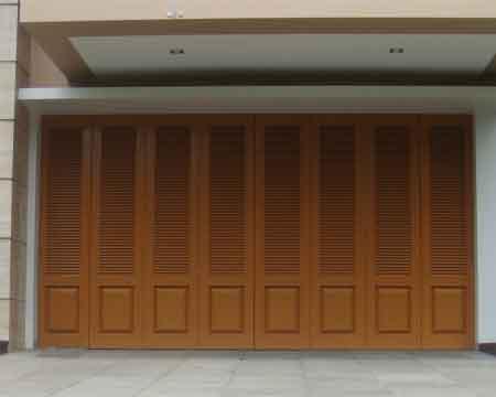 Pintu Garasi - Type : W380 D