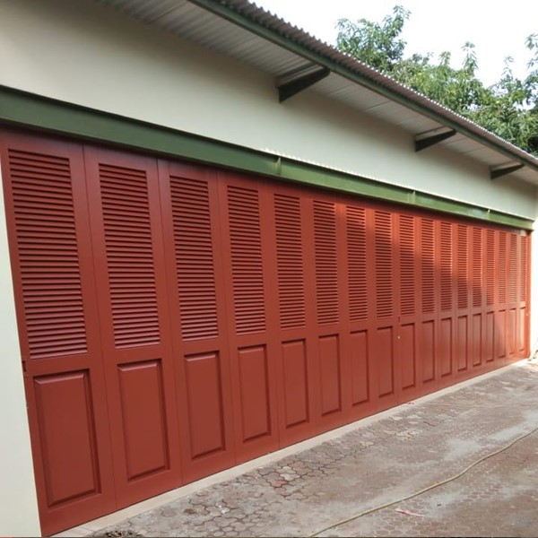 Pintu Garasi - W 380 D