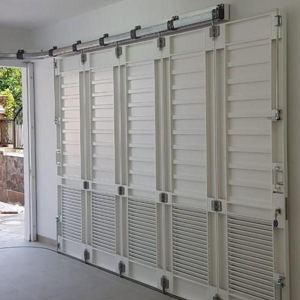 Pintu Garasi - PB-SS
