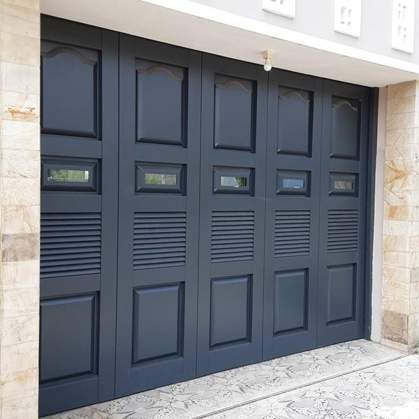 Pintu Garasi - W 380 R - Kaca