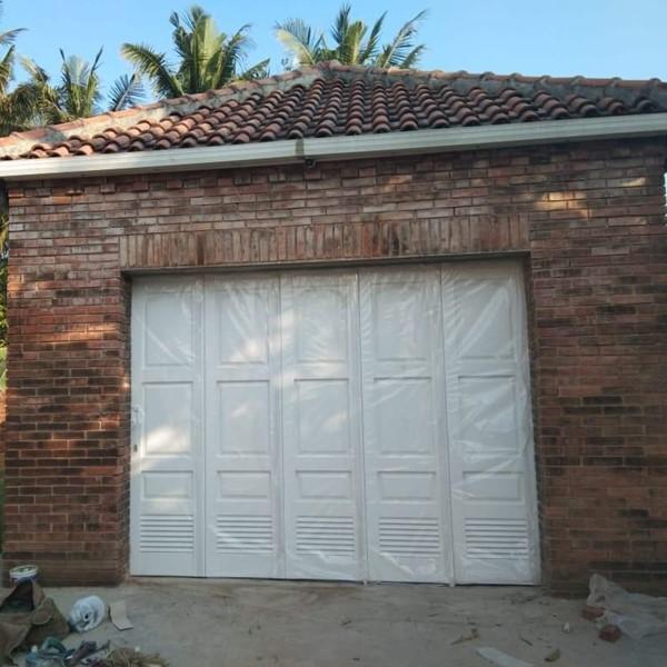 Pintu Garasi - W 380 N