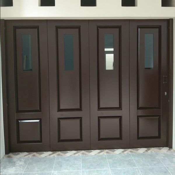 Pintu Garasi - Panel Panjang