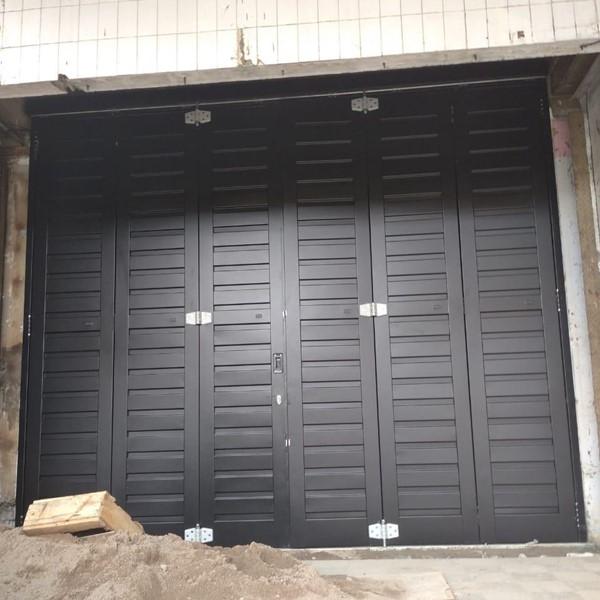 Pintu Garasi - Plat Tekuk