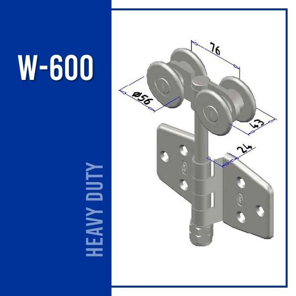 Komponen - W-600