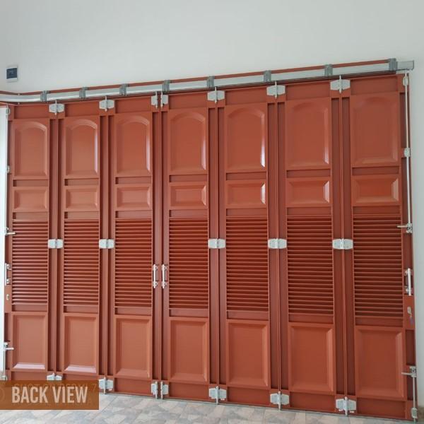 Pintu Garasi - W 380 H