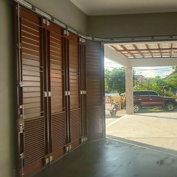 Pintu Garasi - Tali Air