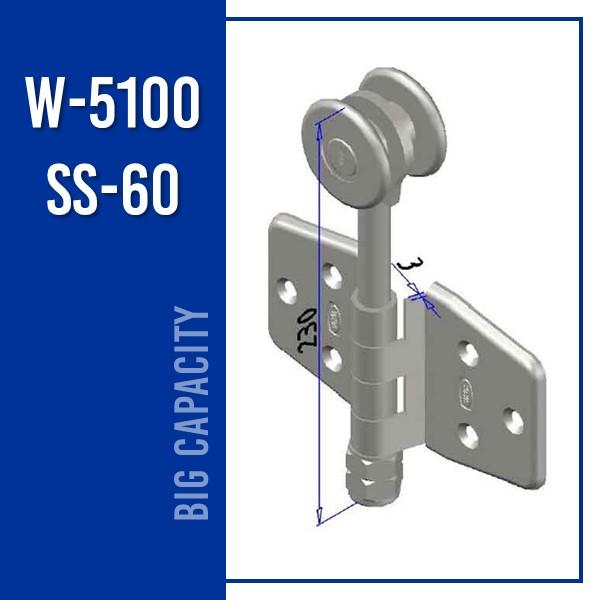 Komponen - W-5100 | SS-60