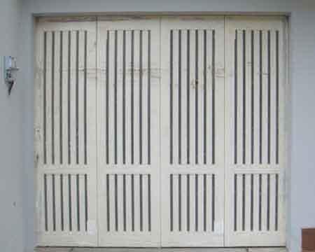Pintu Garasi - Type : W380 G1 Vertical