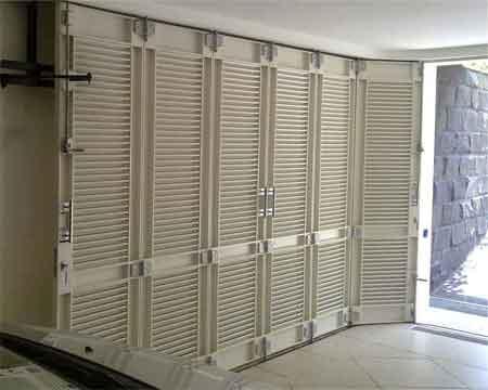 Pintu Garasi - Type : W380 G