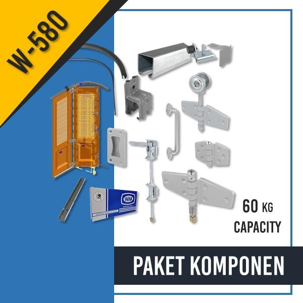 PAKET KOMPONEN - Paket Komponen W-580