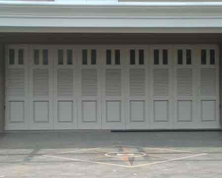 Pintu Garasi - Type : W380 D3