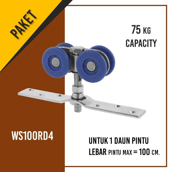 PAKET SLIDING - WS-100 RD4