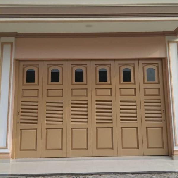 Pintu Garasi - W 380 H - Kaca
