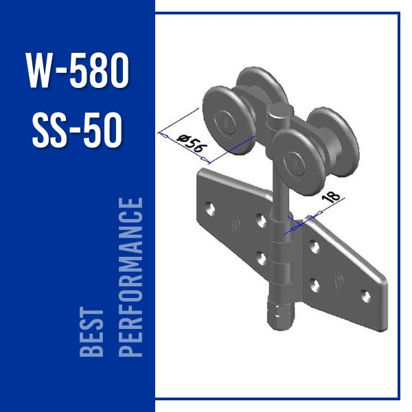Komponen - W-580 | SS-50