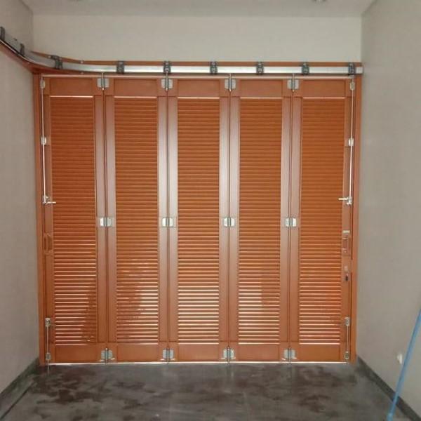 Pintu Garasi - PB-SS Tampak Dalam