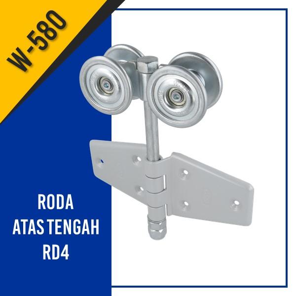 W-580 - W580RATRD4