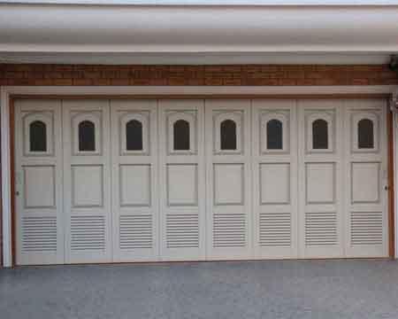 Pintu Garasi - Type : W380 H3