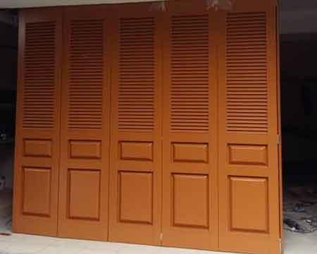 Pintu Garasi - Type : W 380 D2
