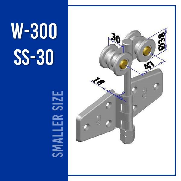 Komponen - W-300 | SS-30