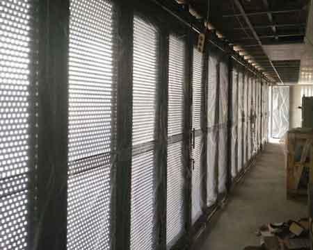 Pintu Garasi - Type : Perforated