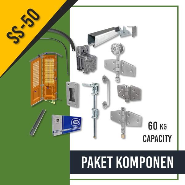 PAKET KOMPONEN - Paket Komponen SS-50