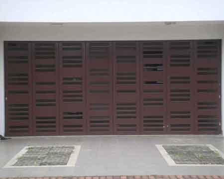 Pintu Garasi - Type : W380 G1 KH