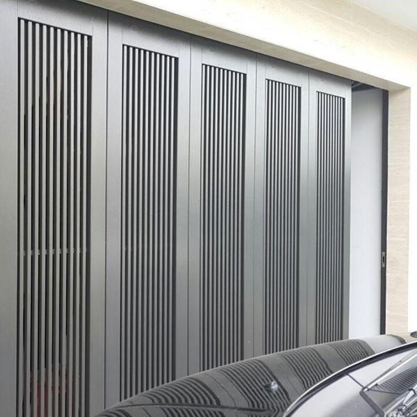 Pintu Garasi - Kontemporer